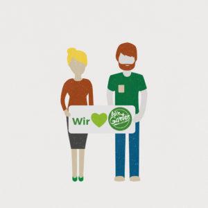 Start-Team WirGarten Open Social Franchise Netzwerk
