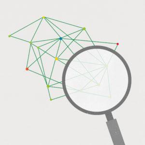 regionale Netzwerk-Analyse WirGarten Open Social Franchise Netzwerk